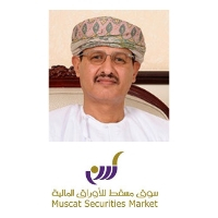Ahmed Bin Saleh Al Marhoon | Director General | Muscat Securities Market » speaking at World Exchange Congress
