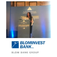 Maya Kadi | Deputy General Manager | Blominvest Bank S.A.L » speaking at World Exchange Congress