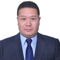 Zhiqiang Zhang at Asia Pacific Rail 2019