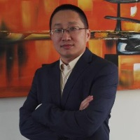 Xiaoqiang Wang at Asia Pacific Rail 2019