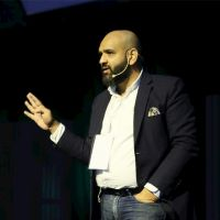 Atyab Tahir | General Manager Innovation | Habib Bank Ltd » speaking at Seamless Asia