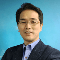 Shinho Choi, CEO, Beaconyx