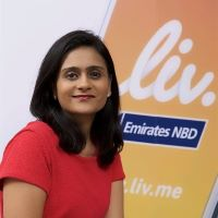 Preeti Mundhra | Head of Marketing and Partnerships - Liv. | Emirates NBD » speaking at Seamless Asia