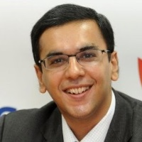 Nimish Dwivedi, Credit Card Business Center Director, F.E. Credit