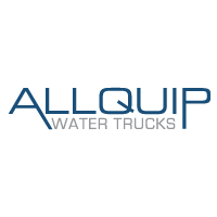Allquip Water Trucks at National Roads & Traffic Expo 2019