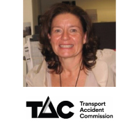 Samantha Cockfield at National Roads & Traffic Expo 2019