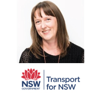 Stephanie Salter at National Roads & Traffic Expo 2019