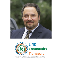Danny Davis | Chair | Link Community Transport » speaking at Roads & Traffic Expo
