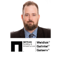 Robert Bailey, Engineering Manager, Nepean Building & Infrastructure