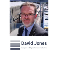 Dave Jones, External Affairs and Policy Advisor, David Jones Consulting