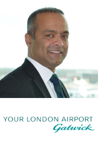 Abhi Chacko, Director of Innovation, Gatwick Airport