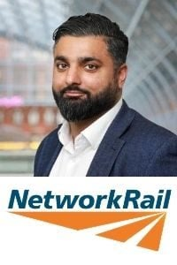 Jay Khan, Head of Station Strategy and Delivery, Network Rail