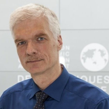 Andreas Schleicher speaking at Edutech Europe