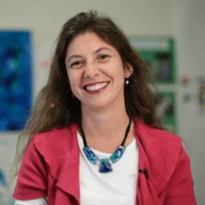 Marina Bers, Professor and Chair, Department of Computer Science, Tufts University speaking at EduTECH Asia