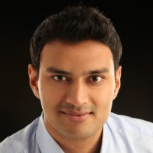 Dhruvil Sanghvi speaking at Home Delivery Asia