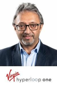 Harj Dhaliwal, Managing Director, Middle East and India, Virgin Hyperloop One, United Arab Emirates