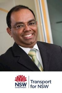 Sudath Amaratunga, Rail and Infrastructure Project Strategist, Transport for NSW, Australia