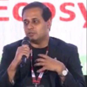 Sandeep Varma, Head of Innovation (India), DBS