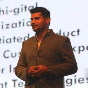 Harshavardhan Chauhaan, VP, Chief Marketing & Omnichannel Officer, Spencer's Retail & Nature's Basket