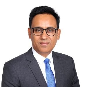 Abhijit Sengupta, Director of Sales, APAC, HERE Technologies