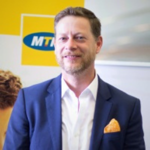 Arne Casteleyn, Group Head of Roaming, MTN