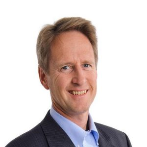 Hakan Eriksson, CTO, Telstra speaking at Telecoms World Asia