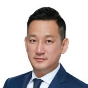 Andy HyunJoo Lee, Executive Director Global Business Group, Korea Telecom speaking at Telecoms World Asia
