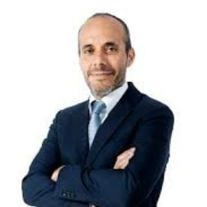 Emiliano Sorrentini, CIO, Rome speaking at World Aviation Festival